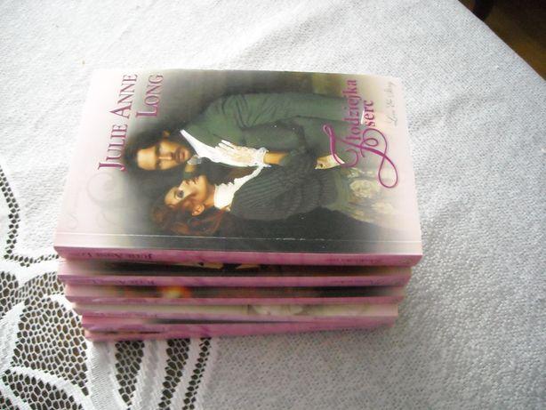 Julie Anne Long-romans historyczny -różne tytuły
