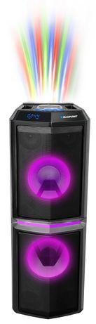 Kolumna aktywna BLAUPUNKT PS10DB bluetooth karaoke