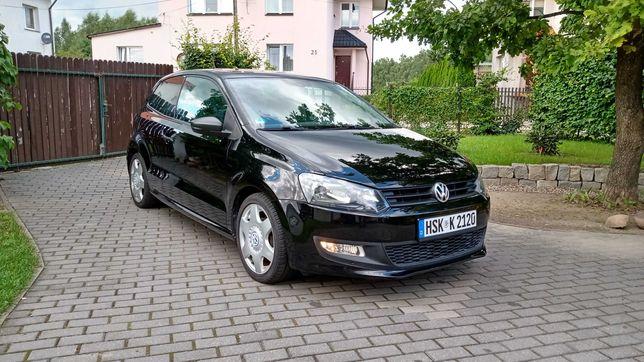 VW Polo 1.2 benzyna