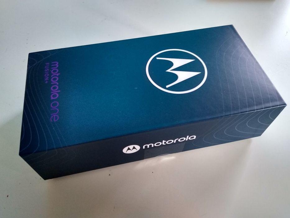 Telefon Motorola One Fusion+ Nowa !!! Krynica-Zdrój - image 1