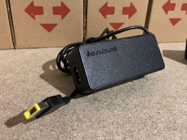 Ориг. Блок питания Lenovo 45w USB+Pin ( Square , прямоугольный )