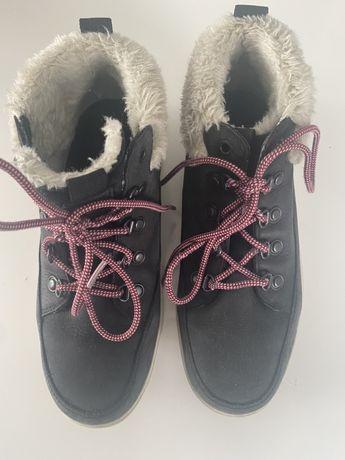 Buty ocieplane zima 35/36 EU36