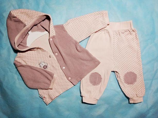 Костюм на девочку 3-6 месяцев