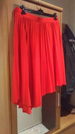 Nowa asymetryczna spódnica plisowana rozmiar 46 George