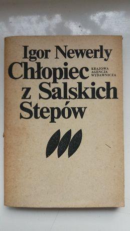 Chłopiec z Salskich Stepow - Igor Newerly