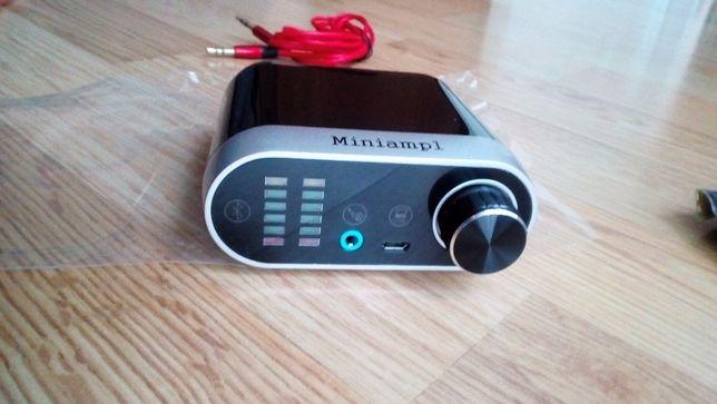 Bluetooth 5,0 HiFi TPA3116 стерео усилитель 2х50 Вт