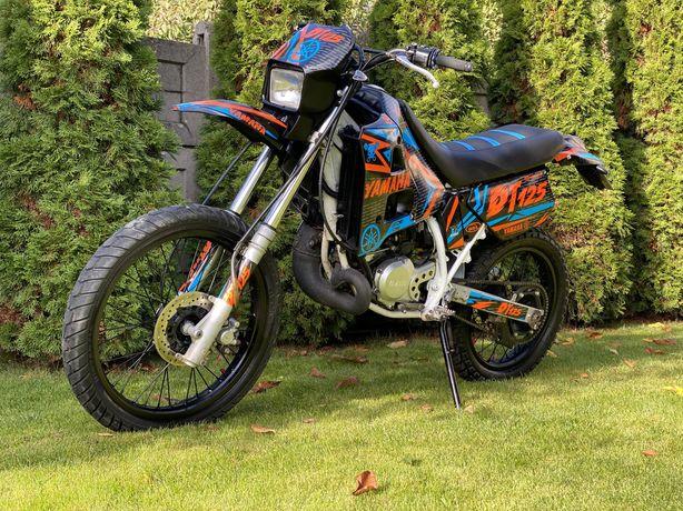 Yamaha DT 125R | 125/50AM, odblokowana, zadbana, okazja