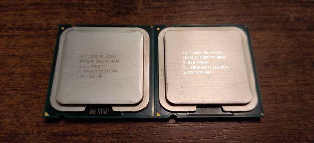 Intel core 2 quad Q6600,8300,9400,9500