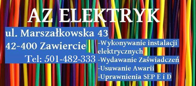 Elektryk Zawiercie
