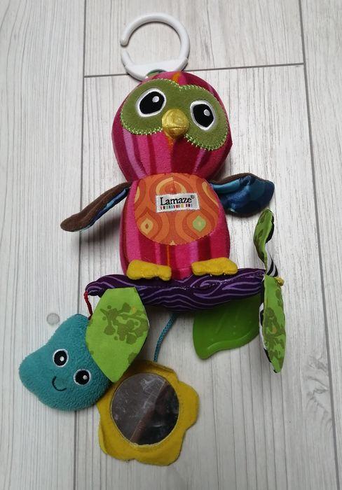 Sowa Lamaze zabawka zawieszka Henryszew - image 1