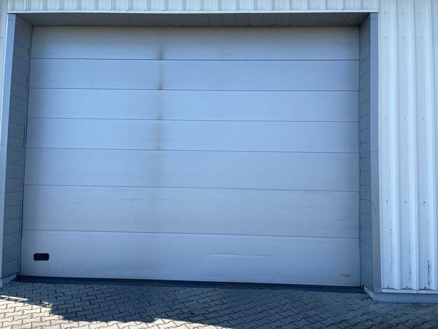 Brama garażowa poltau