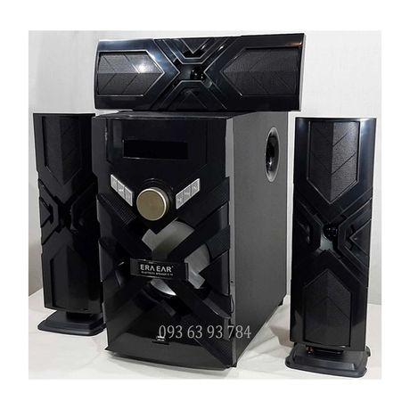Музыкальный центр 3.1 ERЛ, 60ВТ, USB/SD/AUX/Bluetooth/FM (Е-13)