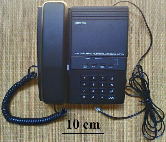 Atendedor Automático de Chamadas e Telefone (Microcassette)
