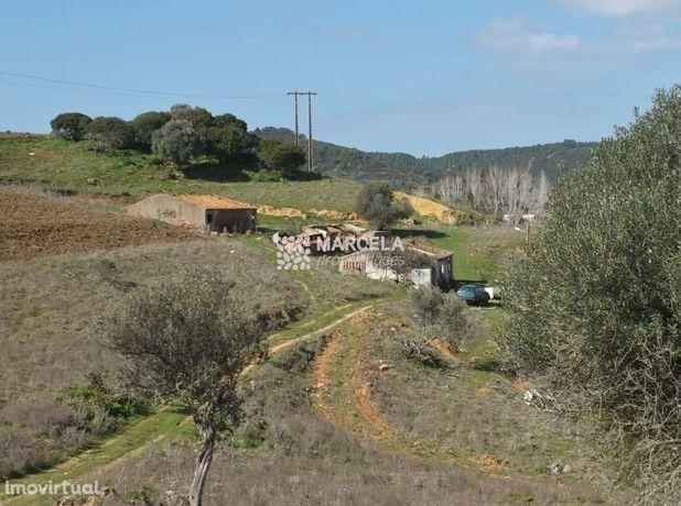 Terreno Rural Com Ruína - Aljezur