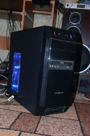 Компьютер ryzen 3 1200(4/4), 2x8Gb-3200MHz, Sapphire RX580/4GB 800W