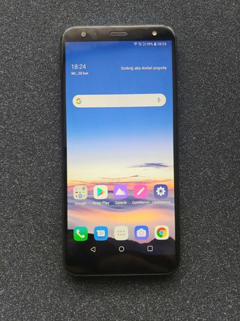 LG K40 DualSim LTE NFC 32GB 5,70'' LM-X420EMW