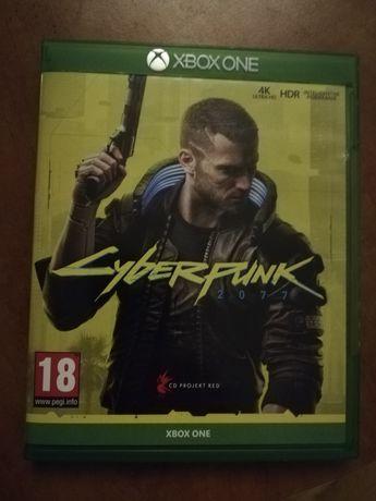 Ctberpunk 2077 x box one
