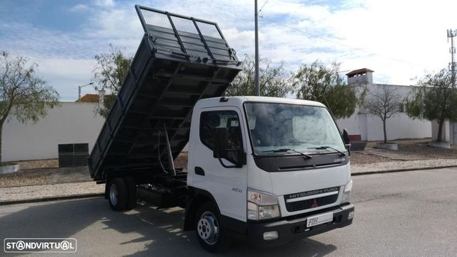 Mitsubishi Canter Fuso Basculante