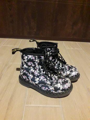 Buty dziewczęce martensy