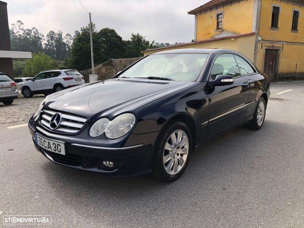 Mercedes-Benz CLK 220 CDi Elegance