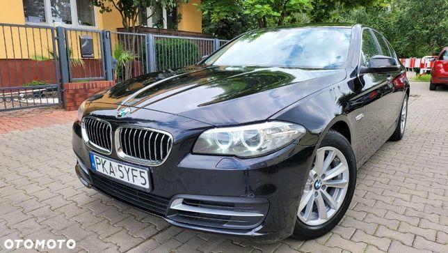BMW Seria 5 SALON PL, bezwypadkowy, ASO, 1 właściciel, idealny stan