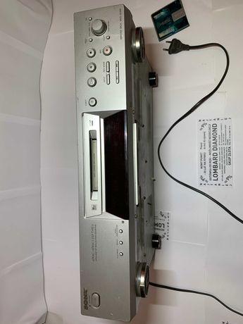 MiniDisc Sony MDS-JE480