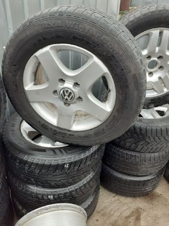 Диски Резина Титаны Шини R17 5*130 Volkswagen Touareg / Audi Q7 Ку7