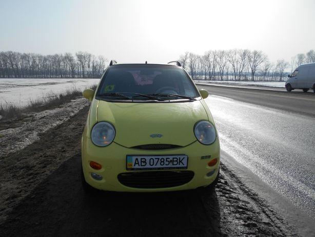 Автомобіль Chery QQ 2011