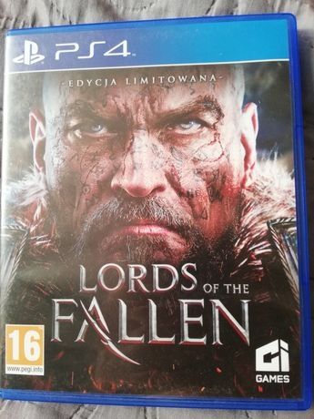Gra Lords of the Fallen PS4