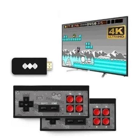 Игровая приставка Game 620 с беспроводными джойстиками. АКЦИЯ -30%