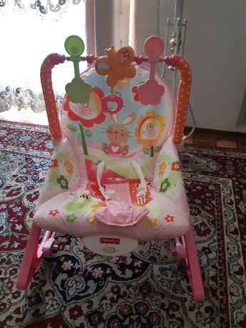 Десткое кресло-качалка