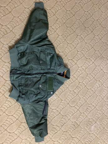Куртка бомбер женская ZARA оригинал