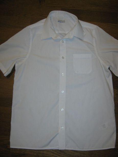Хлопковая рубашка (тениска) на мальчика 12-14-ти лет