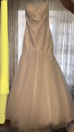 Свадебное платье рыбка Victoria Kay