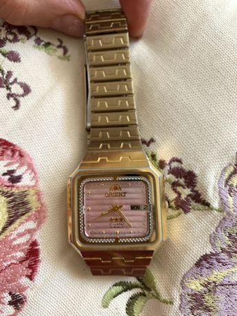 Мужские часы Orient Krystal 21 jewels