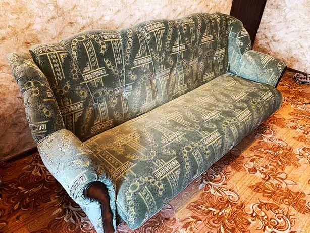 Диван и два кресла бу