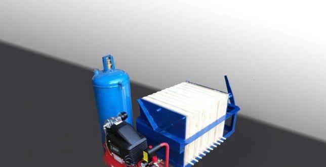 Новий фільтр для рослинної олії ( без компресора)