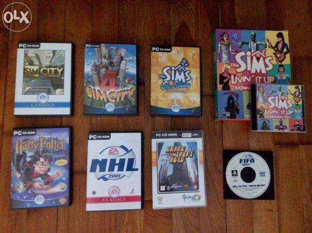 Pack de 8 Jogos Computador PC