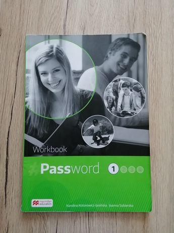 Password Workbook cz. 1