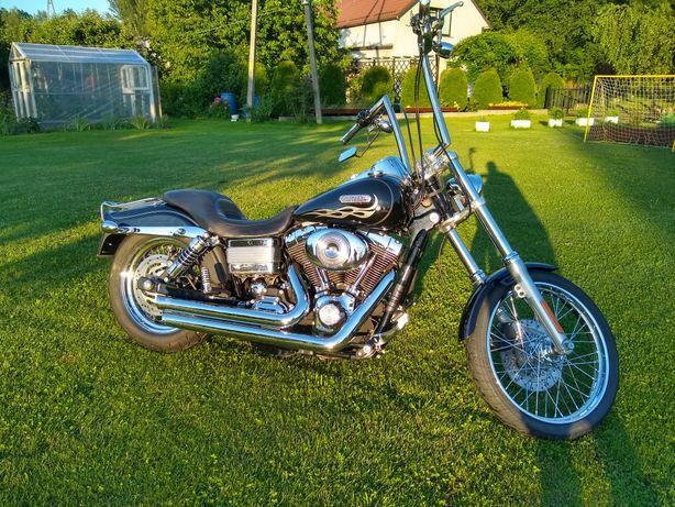 """Harley Davidson Dyna Wide Gilde 88"""" 1450"""