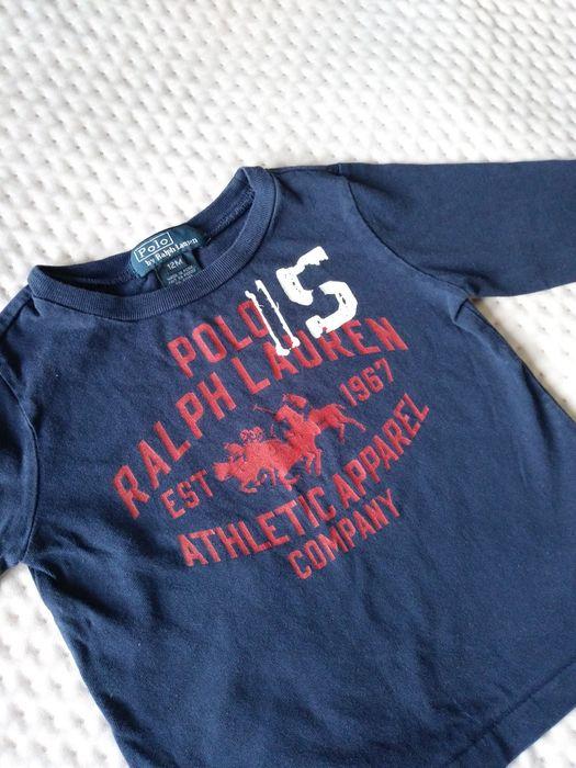 Ralph Lauren bluzka chłopięca Gdańsk - image 1