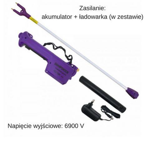 Poganiacz elektryczny Sharpshock z ładowarką 7000V