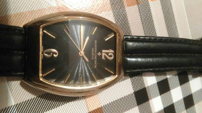 Zegarek męski pozłacany