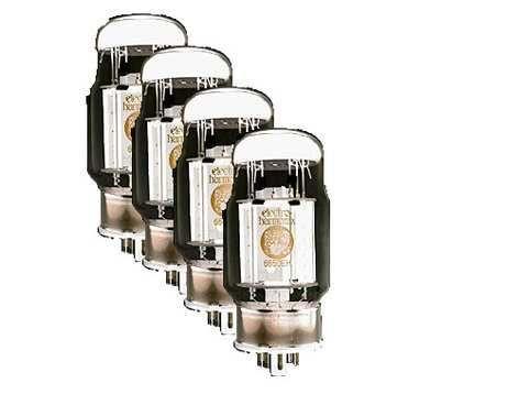 4 valvulas electroharmonix 6550 eh