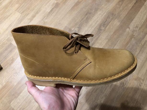 Clarks Originals Desert Boot нові Box eu 41,5 см 26,5 Торг