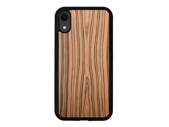 Drewniane Etui Case Apple Iphone XR + Szkło Słupsk - image 1
