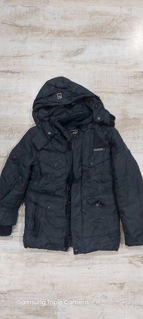 Зимняя курта для подростка