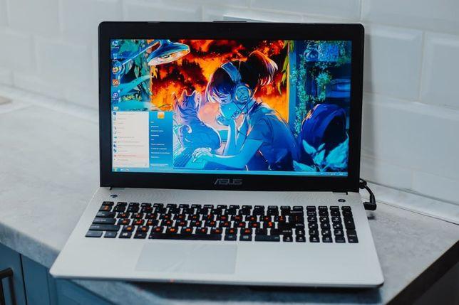 классный игровой ноутбук(4 ядра,8гб озу,2гб видеокарта)