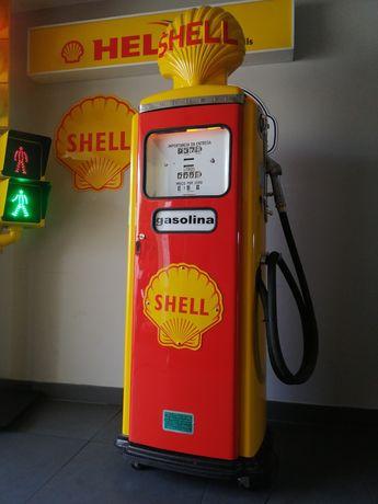 Bomba gasolina Shell