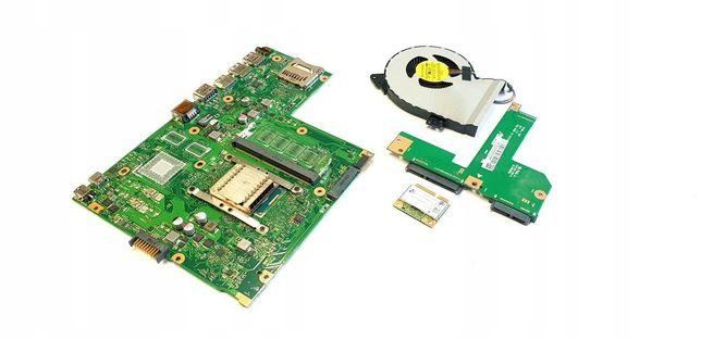Płyta do laptopa Asus R540L i3-4005U grafika 2 gb pamieć 4 gb